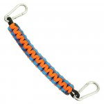 Removable handle - Blue & Safety Orange