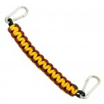 Removable handle - Athletic Gold & Burgundy