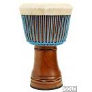 Drumskull Drums Djembe Lenke Lengue Wood Guinea