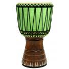 Drumskull Drums Djembe Iroko Wood Ivory Coast