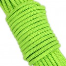 Neon Green Rope Bundle 5.5mm Polyester Sheath, Polyester Core Drumskull Drums