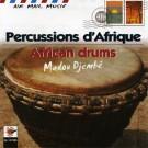 PERCUSSIONS D'AFRIQUE