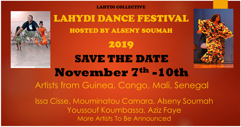 Lahydi Dance Event
