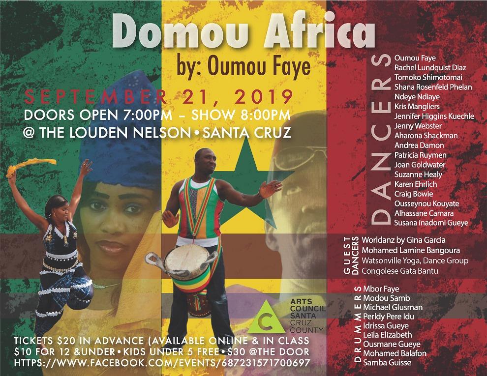 Doumo Africa event